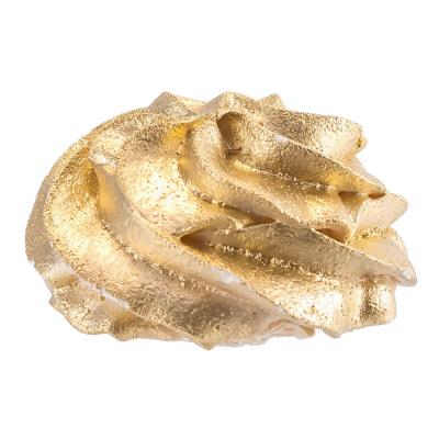 Безе (меренги) золотое - Мастерская десертов CandyBar